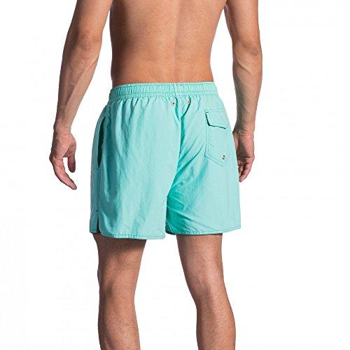 Olaf Benz Herren Badeshorts Blu1661 Shorts Mint
