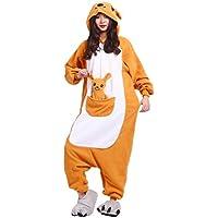 YUWELL Kigurumi Pyjama Animé Cosplay Halloween Combinaison pour Adulte