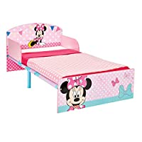 Disney Minnie Mouse Kids Toddler Bed