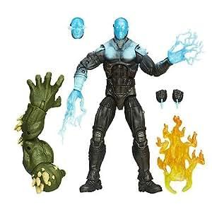 Marvel Legends – Infinite Series – The Amazing Spider-Man 2 – Electro – Figurine 15 cm