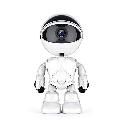 1080P Cloud Home Security IP Kamera Roboter Intelligente Auto Tracking Kamera Wireless WiFi CCTV Überwachung,UK,720P (Kamera-mikrofon-detektor)
