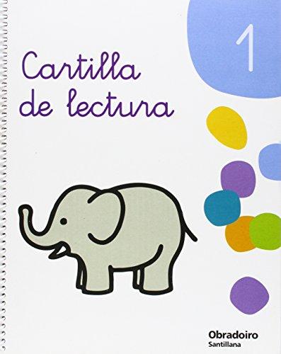 Cartilla de Lectura 1 Gallego Obradoiro - 9788482248561