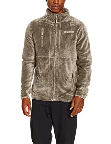Geographical Norway Herren Jacke Upload Men Braun (Taupe)