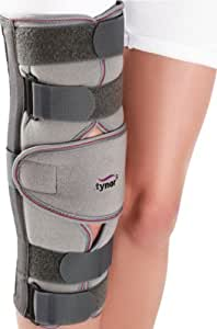 """Tynor Comfortable Knee Immobilizer Length 14""""- Small"""