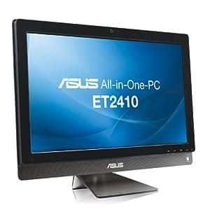 """Asus ET2410INTS-B135C Ordinateur de bureau AIO 23,6"""" (59,9 cm) Intel Core 2 To RAM 6144 Mo Windows 7 Nvidia GeForce Noir"""
