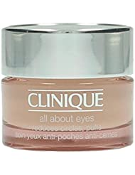 Clinique All About Eyes femme/woman, Reduces Puffs, Circles, 1er Pack (1 x 15 ml)