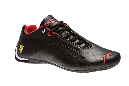 Puma - Future Cat - 30573502 - Couleur: Noir-Rouge - Pointure: 42.5