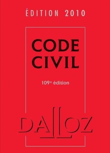 Code civil 2010 par Xavier Henry, Guy Venandet, François Jacob, Georges Wiederkehr, Collectif