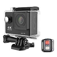 ايفتريك كاميرات اكشن 4K وضوح ,تكبير البصري 30x وشاشة 2 انش -H9R