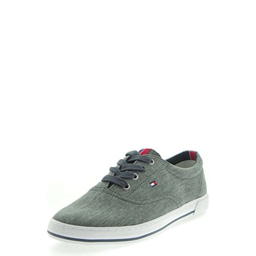 ° Uomo Verde 8 Hilfiger Tommy Sneakers Harry qwIO4xP