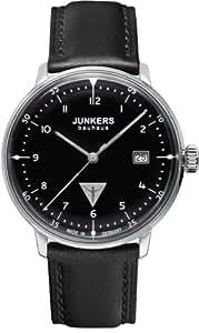 Junkers Inspiration JU6046-2 Bauhaus Montre-Bracelet pour Hommes Fabriqué en Allemagne