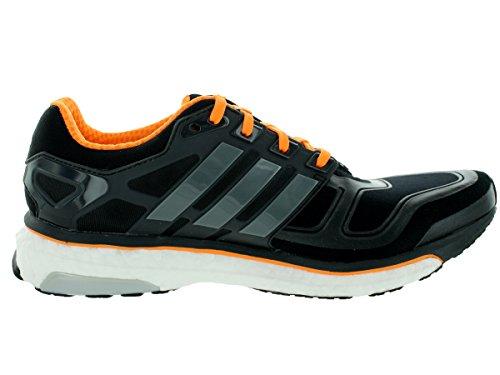 Boost Adidas Energy 2 Black1 / black1 / Carmet Running Shoe 8 Us Black1/Black1/Carmet