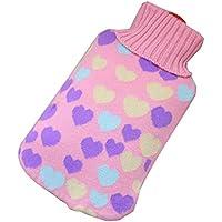 Sicheres PVC-Wärmflasche mit abnehmbarer Wirkware Cover Hot Therapies 1.8 Liter (Pink) preisvergleich bei billige-tabletten.eu