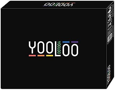 YOOLOO - Das coole Kartenspiel für die ganze Familie oder als Partyspiel - Neue Version - (2 bis 8 Personen)