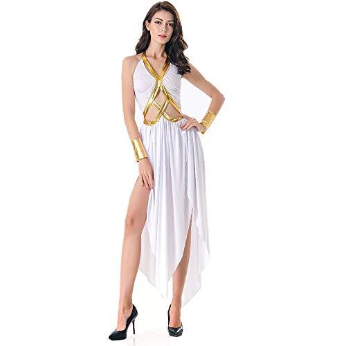 Halloween Venus Göttin Plays Kostüm, Cleopatra Krieger Uniform, Aladdin ()