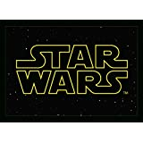 """Felpudo Star Wars """"Logotipo clásico"""""""