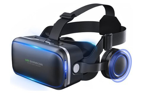 【Neue Modelle】3D VR Headset,VR Brille,3D Virtual Reality Headset - VR Glasses for iPhone & Android - Play Your Best Mobile Games & 360 Movies With Soft & Comfortable New Goggles Plus Special Adjustable Eye Care System