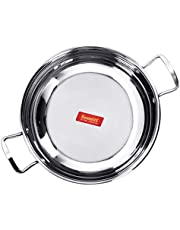 Sumeet Stainless Steel Induction Bottom Encapsulated Bottom