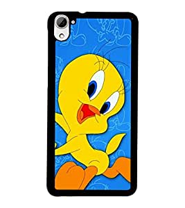 PRINTSWAG TWEETY Designer Back Cover Case for HTC DESIRE 826