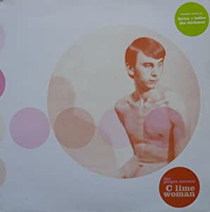 The People Movers C Lime Woman - Remixes