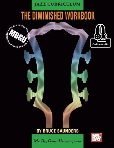MBGU Jazz Curriculum: Diminished Workbook (Mel Bay Guitar University)