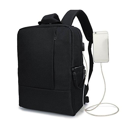 Selighting zaino fotografico zaini professionali per fotocamera digitale camera photography backpack (nero)