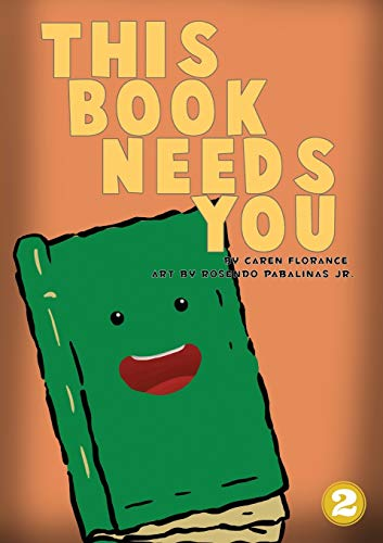 This Book Needs You