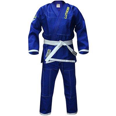 Brazilian Jiu Jitsu Gi Einheitsgröße blau ()
