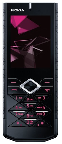 Nokia 7900 Prism, Black