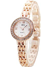 ATTRACTIONZ Kitcone Analogue Metal Multicolour Dial Women's Watch