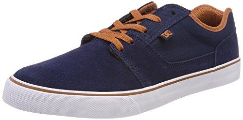 DC Shoes Tonik, Zapatillas para Hombre, Azul (Navy/Bright Blue Nvb), 43 EU