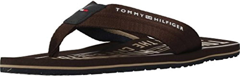 Tommy Hilfiger Sandalias y Chanclas para Hombre, Color Marrón, Marca, Modelo Sandalias Y Chanclas para Hombre  -