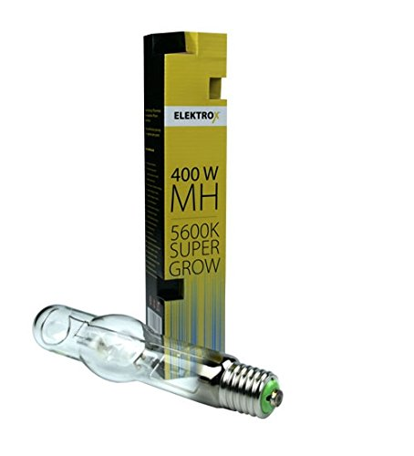 Elektrox SUPER GROW MH Lampe 400 Watt -