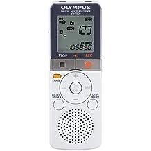 Olympus VN-7800 Diktiergerät 4 GB Speicher inklusive Batterien