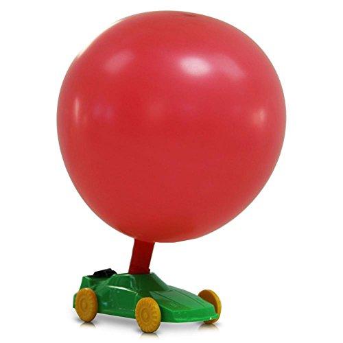 Luftballon 3in1 Bausatz mit Auto Helikopter Boot