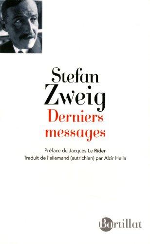 Derniers Messages [Pdf/ePub] eBook