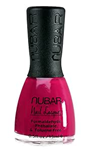 Nubar Vernis à Ongles Gel UV Lustful Red 15 ml