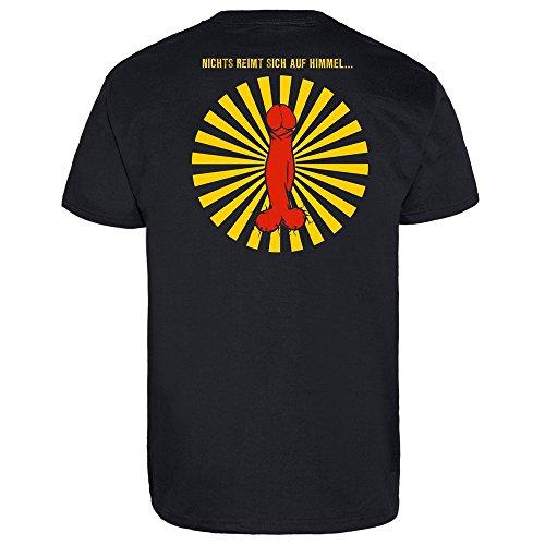 "Rotz & Wasser ""...immel"" T-Shirt Schwarz"
