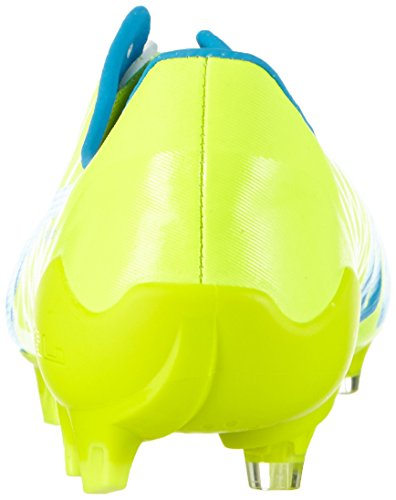 Puma - Evospeed Sl-s Fg, Scarpe da calcio Uomo Giallo (Gelb (safety yellow-atomic blue-white 01))