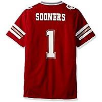 """Oklahoma Sooners NCAA """"Hail Mary Pass"""" Youth Kinder Football Jersey Trikot"""
