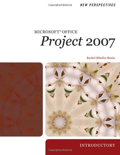New Perspectives on Microsoft Project 2007, Introductory (Available Titles Skills Assessment Manager (SAM) - Office 2007) 1st edition by Biheller Bunin, Rachel (2008) Paperback par Rachel Biheller Bunin