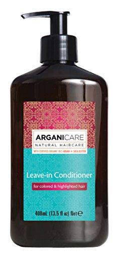 ArganiCARE Conditioner ohne Ausspülen For Colored & Highlighted Hair 400 ml, Preis/100 ml: 4.99 EUR
