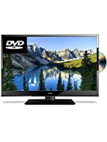 "20"" Cello C20230FT2 12v/240 Volt HD Freeview TV with DVD for Caravans, Motorhomes & Boats (Dual Voltage TV)"