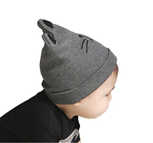 uomini-ragazzi-moda-autunno-inverno-gatto-cappello-a-maglia-bambino-bambini-cappello-berretto-grigio