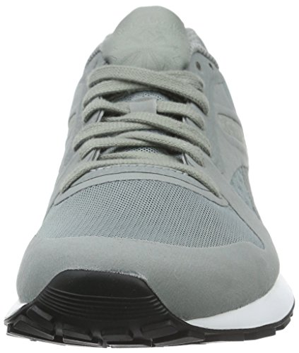 Reebok - Gl 6000 Hm, Scarpe da ginnastica Unisex – Adulto Grigio (Grau (Flat Grey/White/Black/Carbon))
