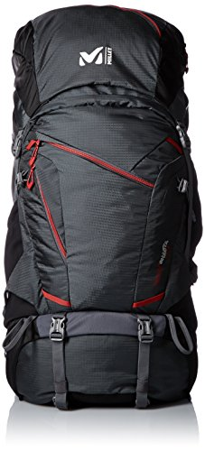 Millet Mount Shasta 55+10 Backpack Men tarmac/noir 2017 Rucksack