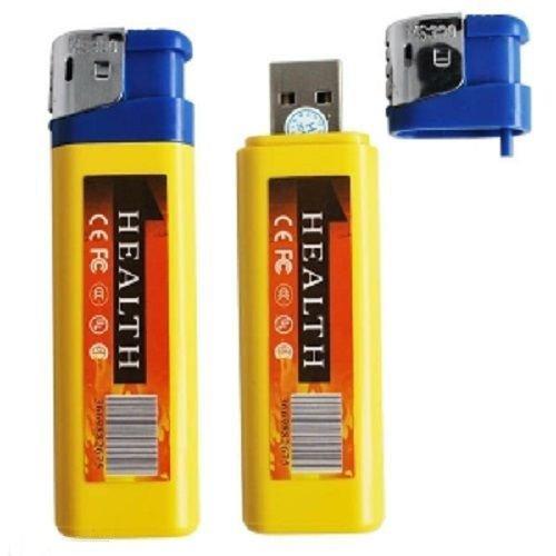 Feuerzeug Mini Micro versteckte Kamera Video Camera Spy USB Audio Foto SC