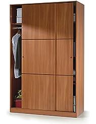 Mobimarket - Armario barato 2 puertas correderas de 120 cms.