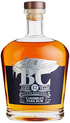 BC RUM Reserve Collection Caribbean Dark Rum 12YO Dark (1 x 0.7 l)
