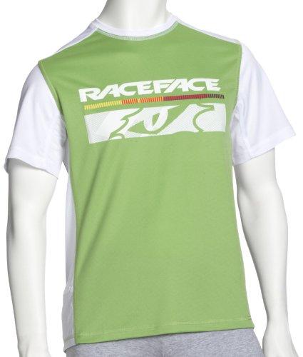 RACE FACE   MAILLOT PARA HOMBRE  TALLA L  COLOR VERDE
